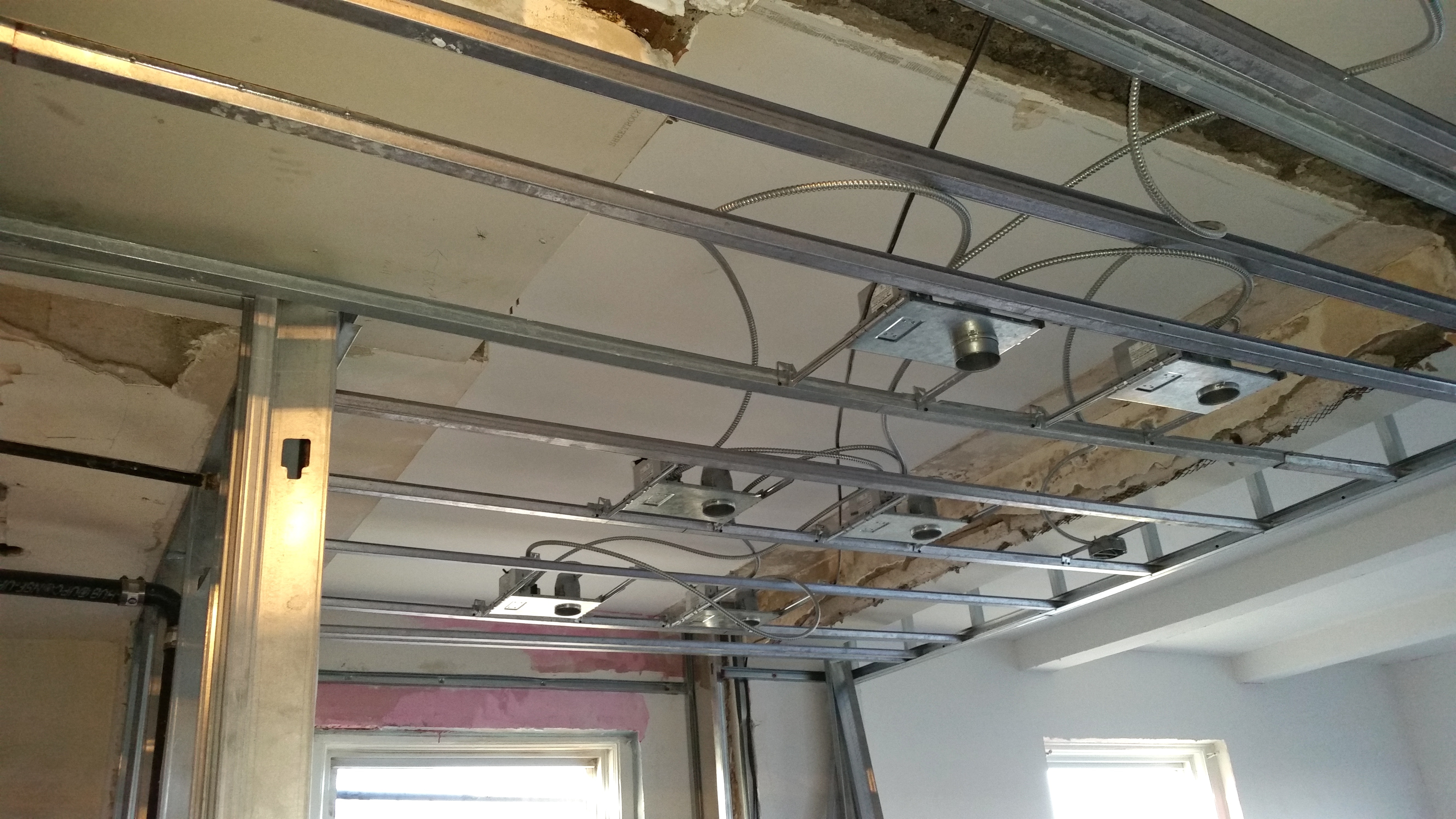 Recessed Lighting For Suspended Ceiling