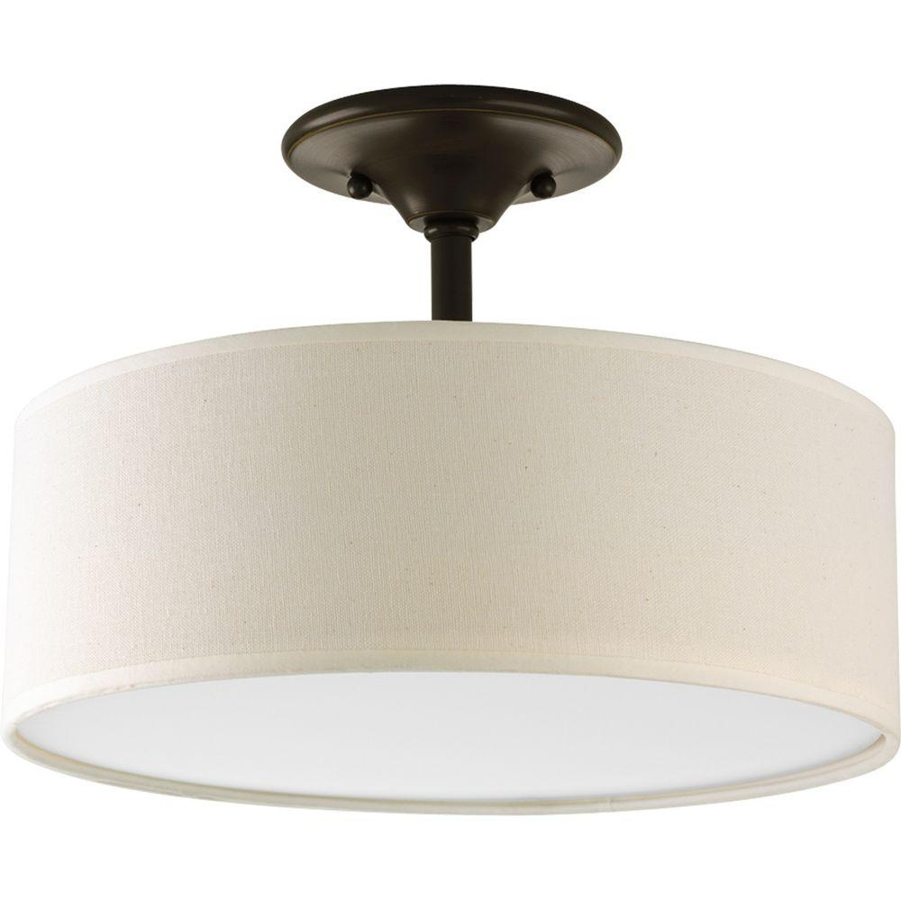 Bronze Semi Flush Mount Ceiling Lights