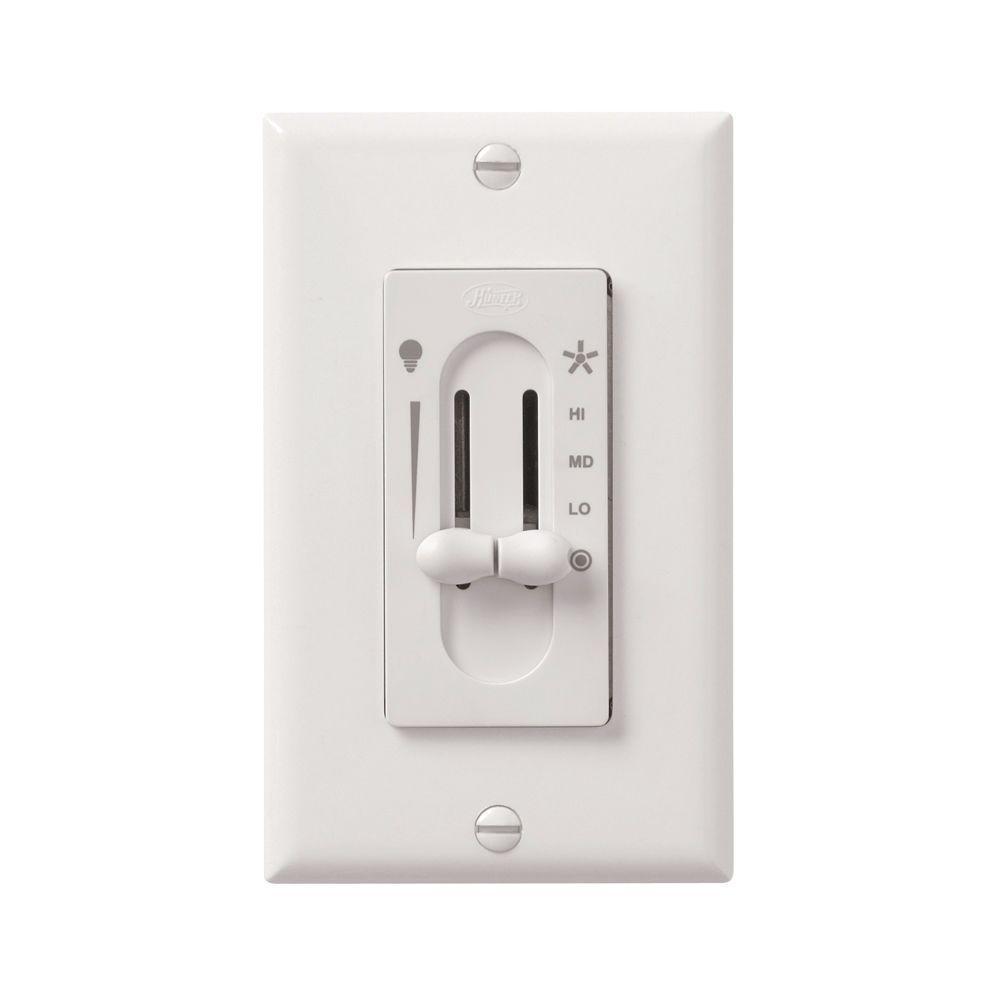 Hunter Ceiling Fan Light Switch Control