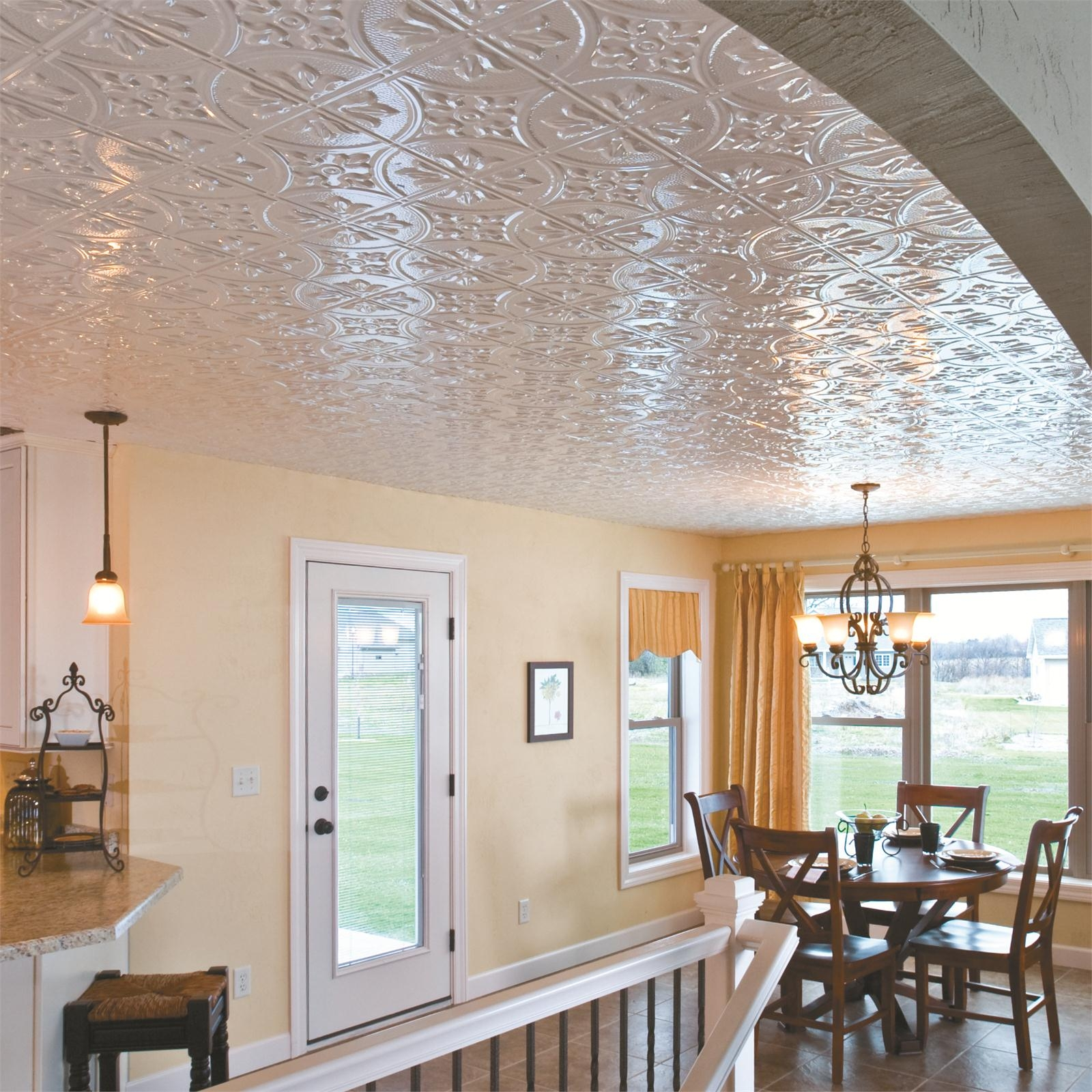 Acp Traditional Ceiling Tile