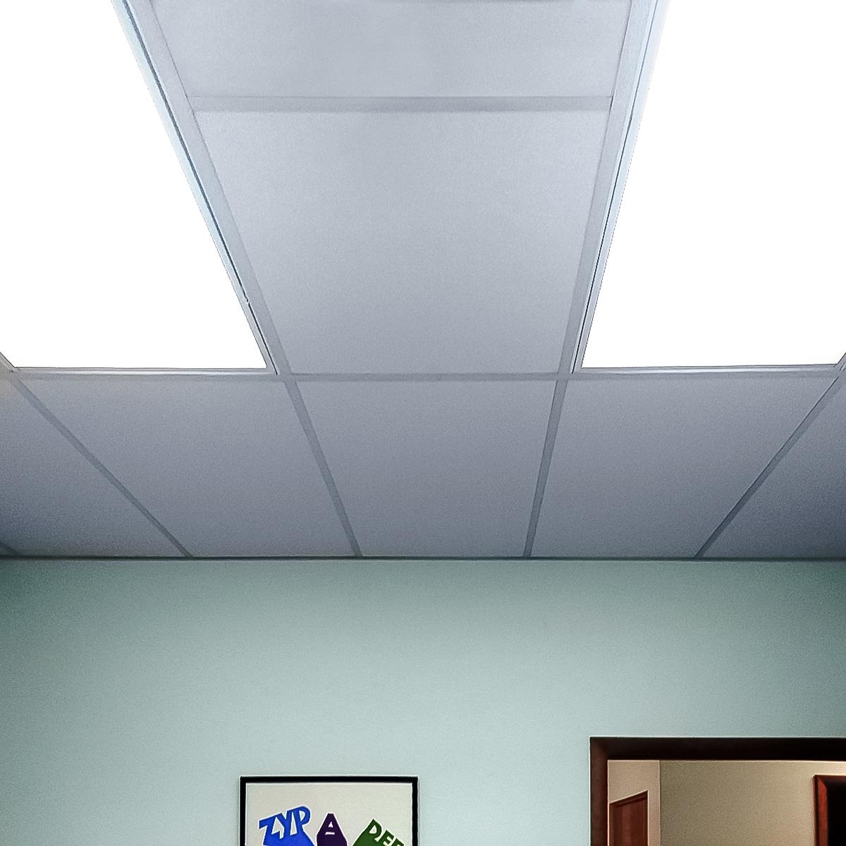 Ceiling Tiles Acoustic Properties