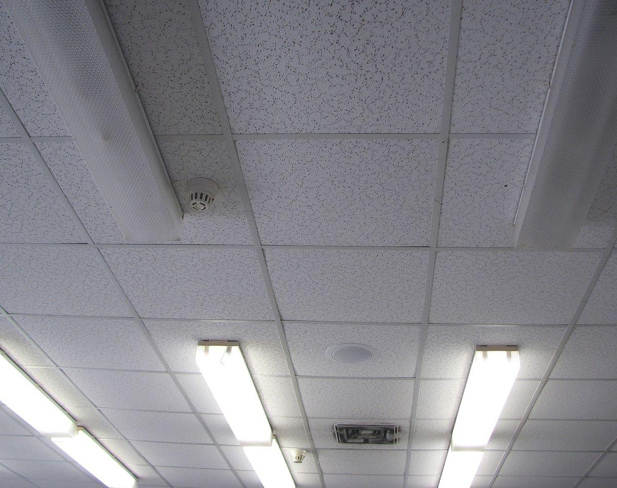 Drop Ceiling Tile Sizes