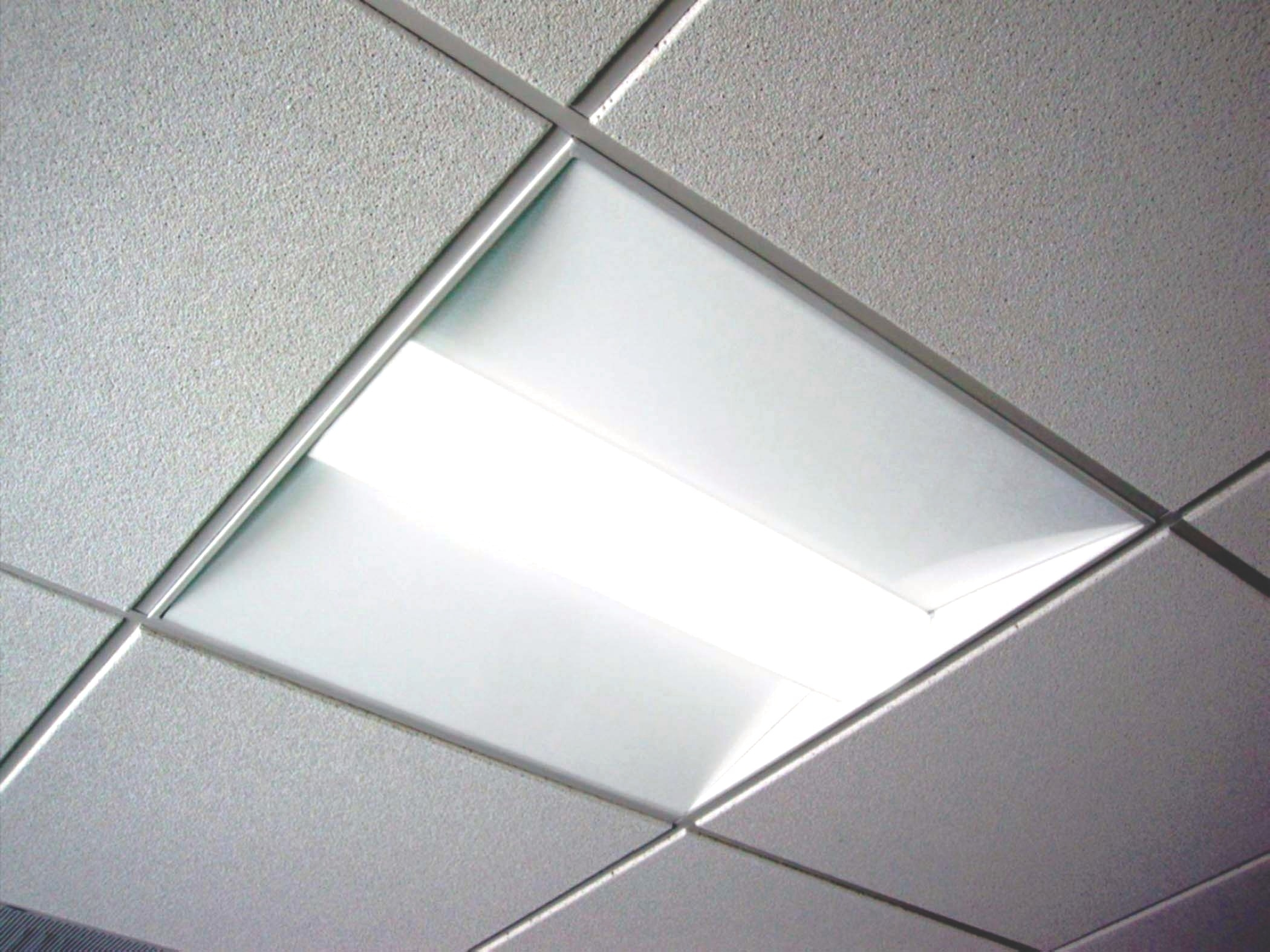 Lighting For Drop Ceiling Panels