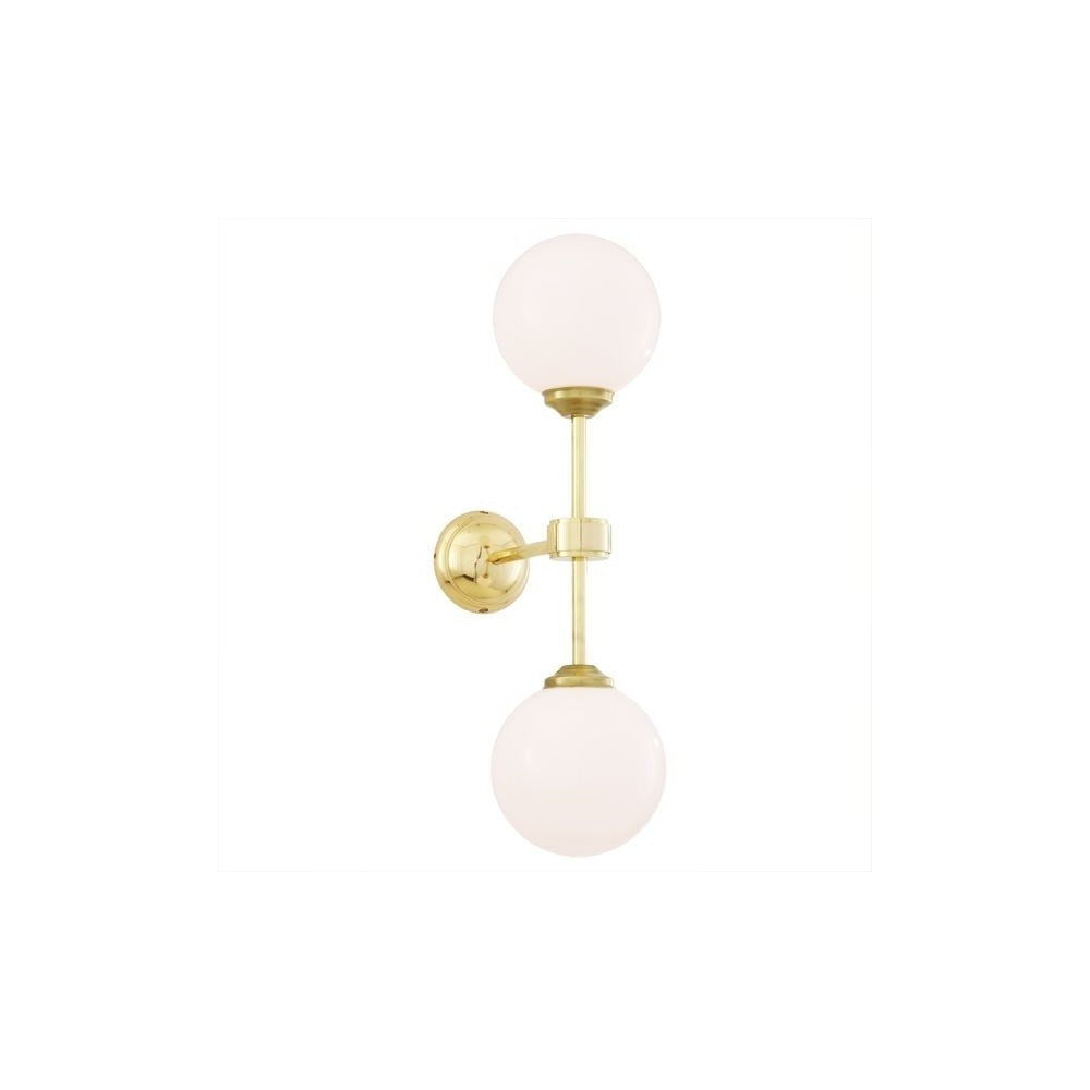 Polished Brass Ceiling And Wall Lights