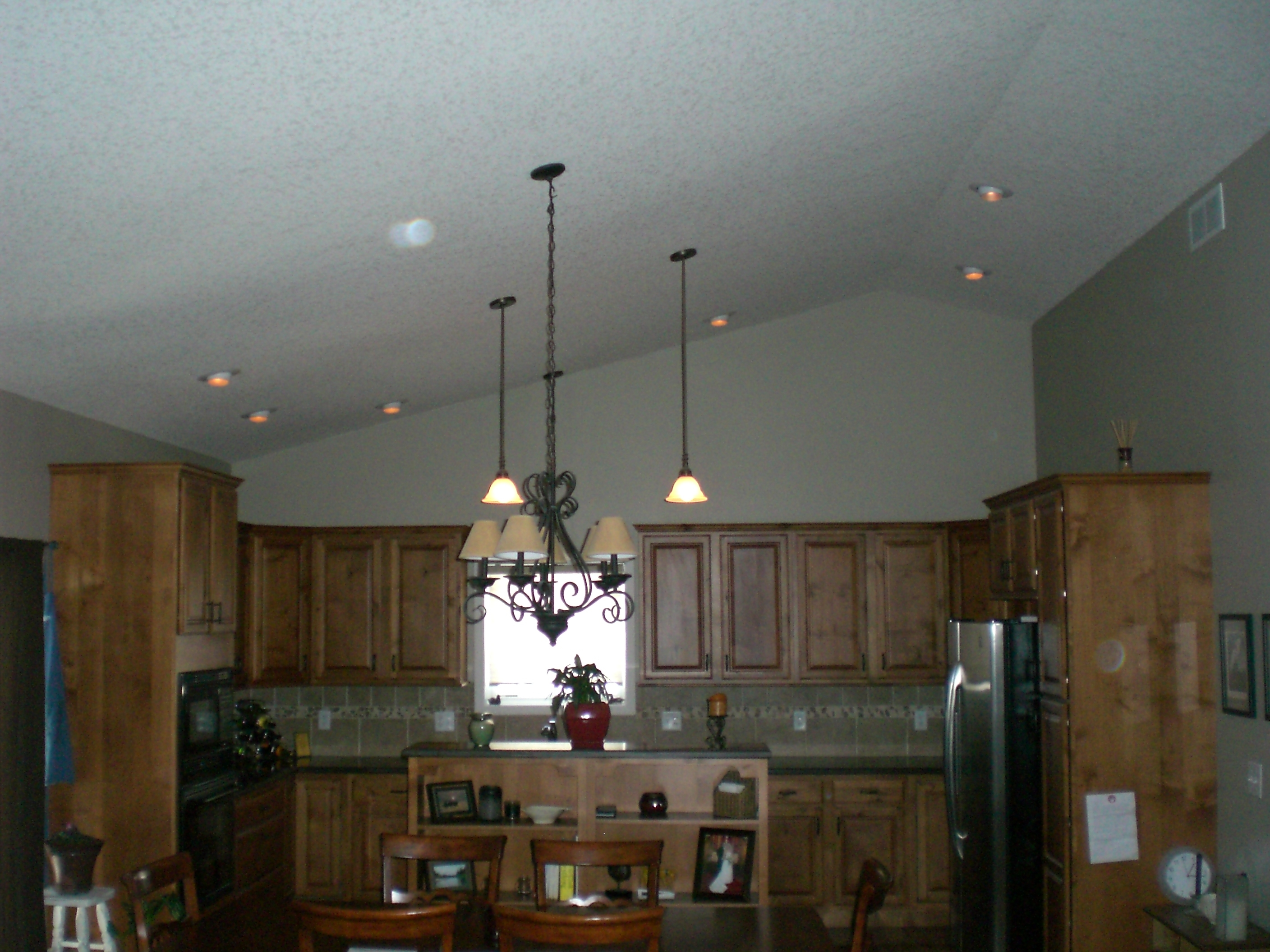 Recessed Lighting Fixtures For Vaulted Ceilings
