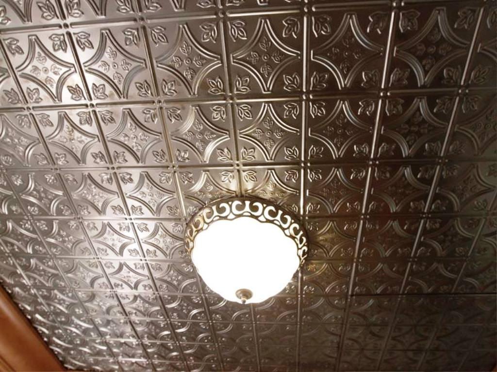 Tin Tiles For Ceilings