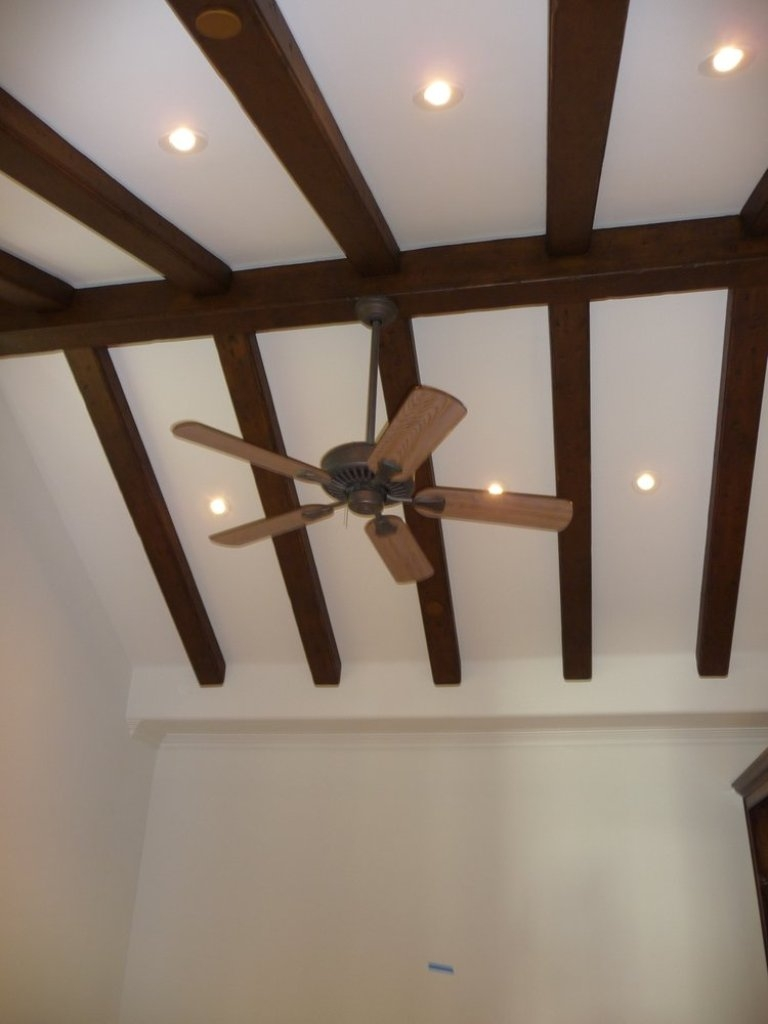 Vaulted Ceiling Recessed Lights