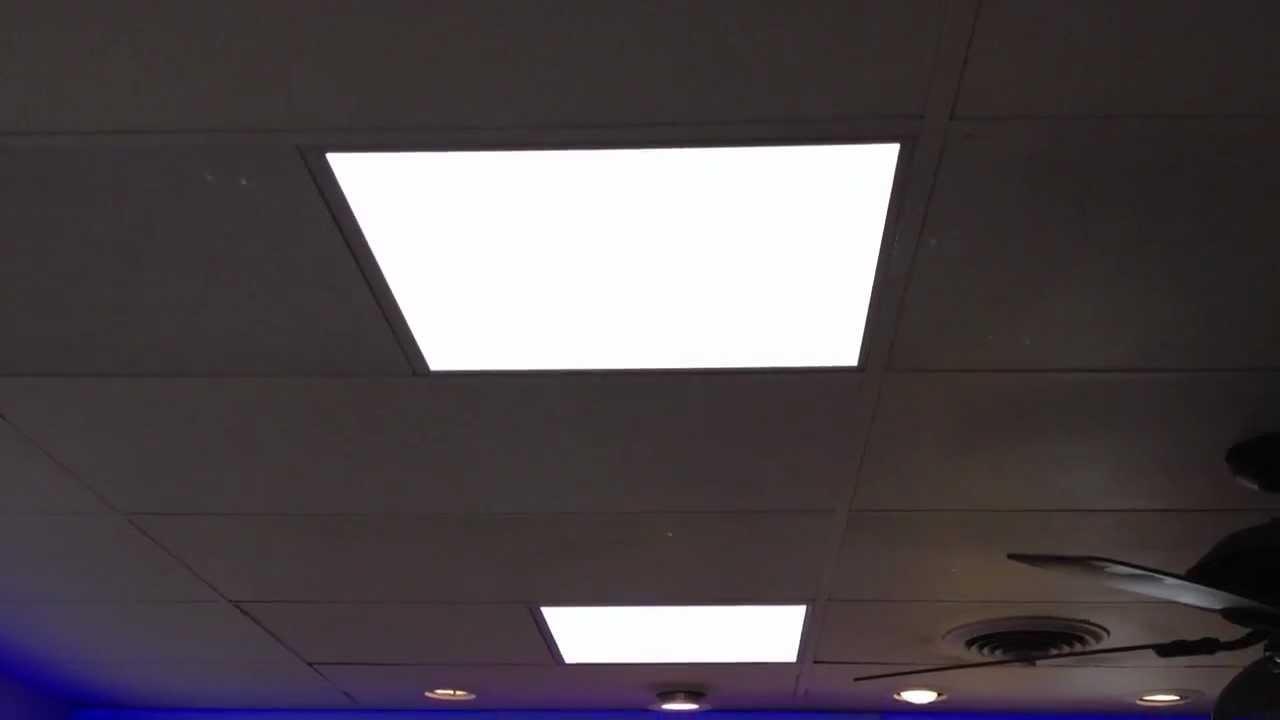 2×2 Led Drop Ceiling Lights