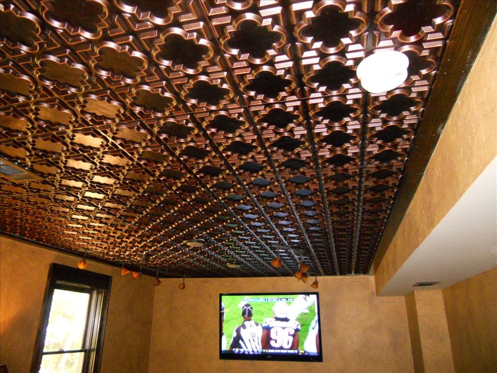 Architectural Tin Ceiling Tiles