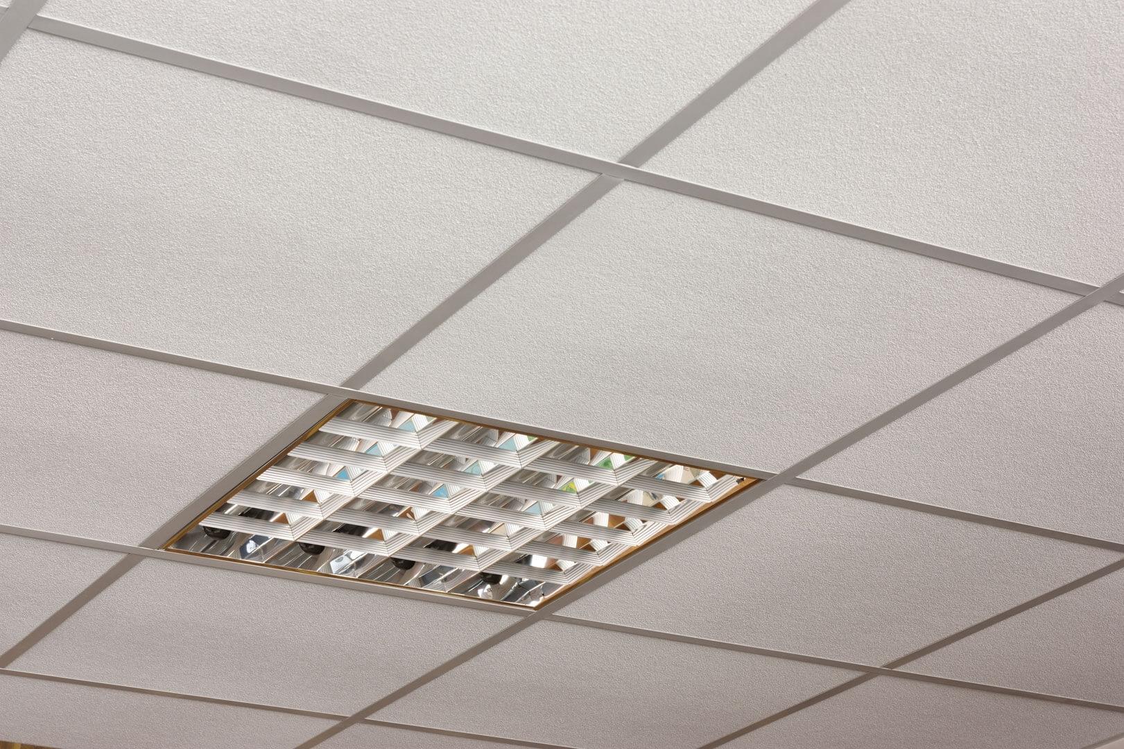 Armstrong Vinyl Faced Fiberglass Ceiling Tiles