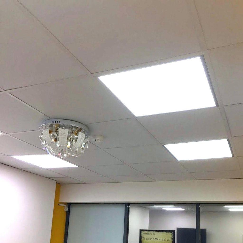 Drop Ceiling Light Panel Frame