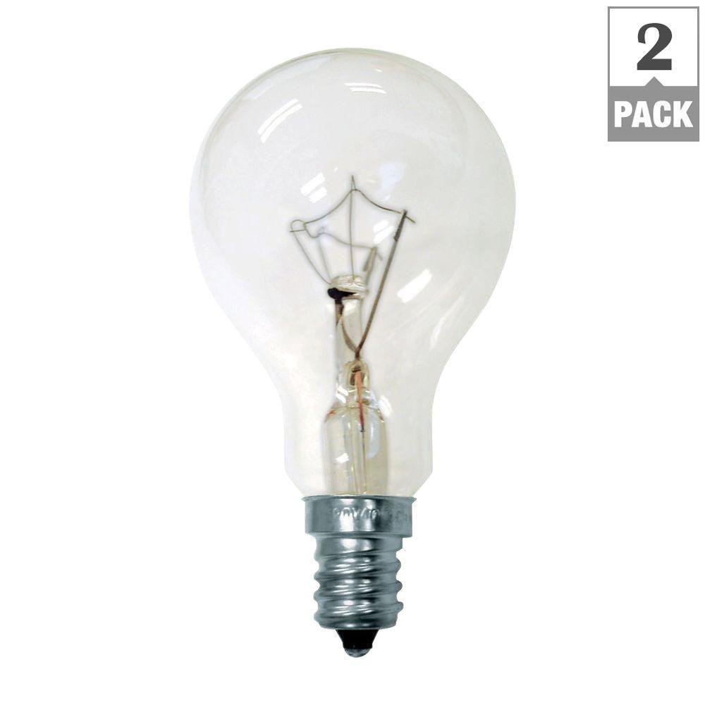 Hunter Ceiling Fan Light Bulb Size