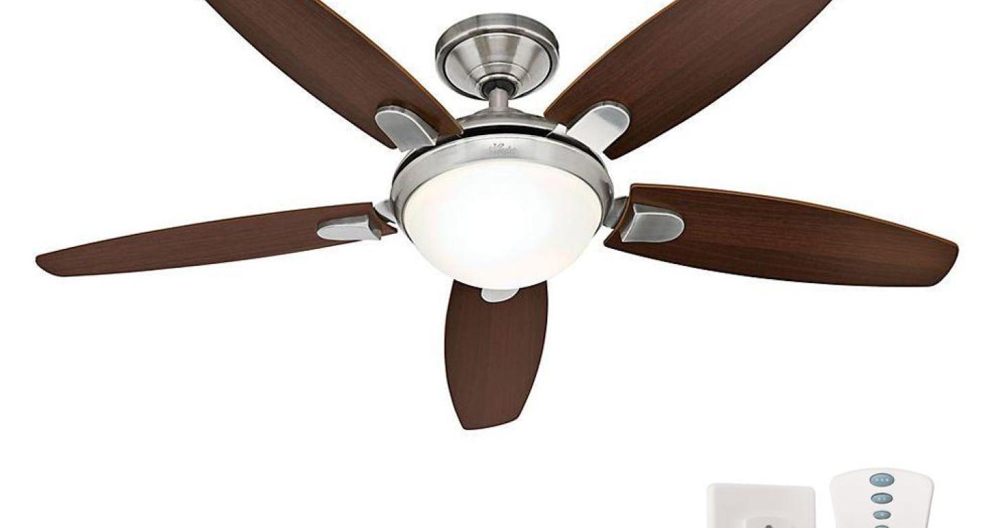 Hunter Ceiling Fan Light Kit Troubleshooting