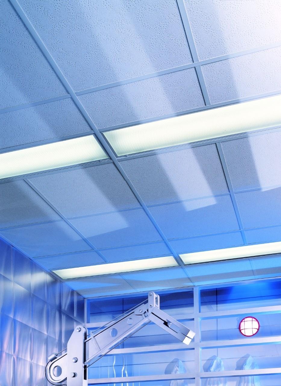 Noise Cancelling Drop Ceiling Tiles