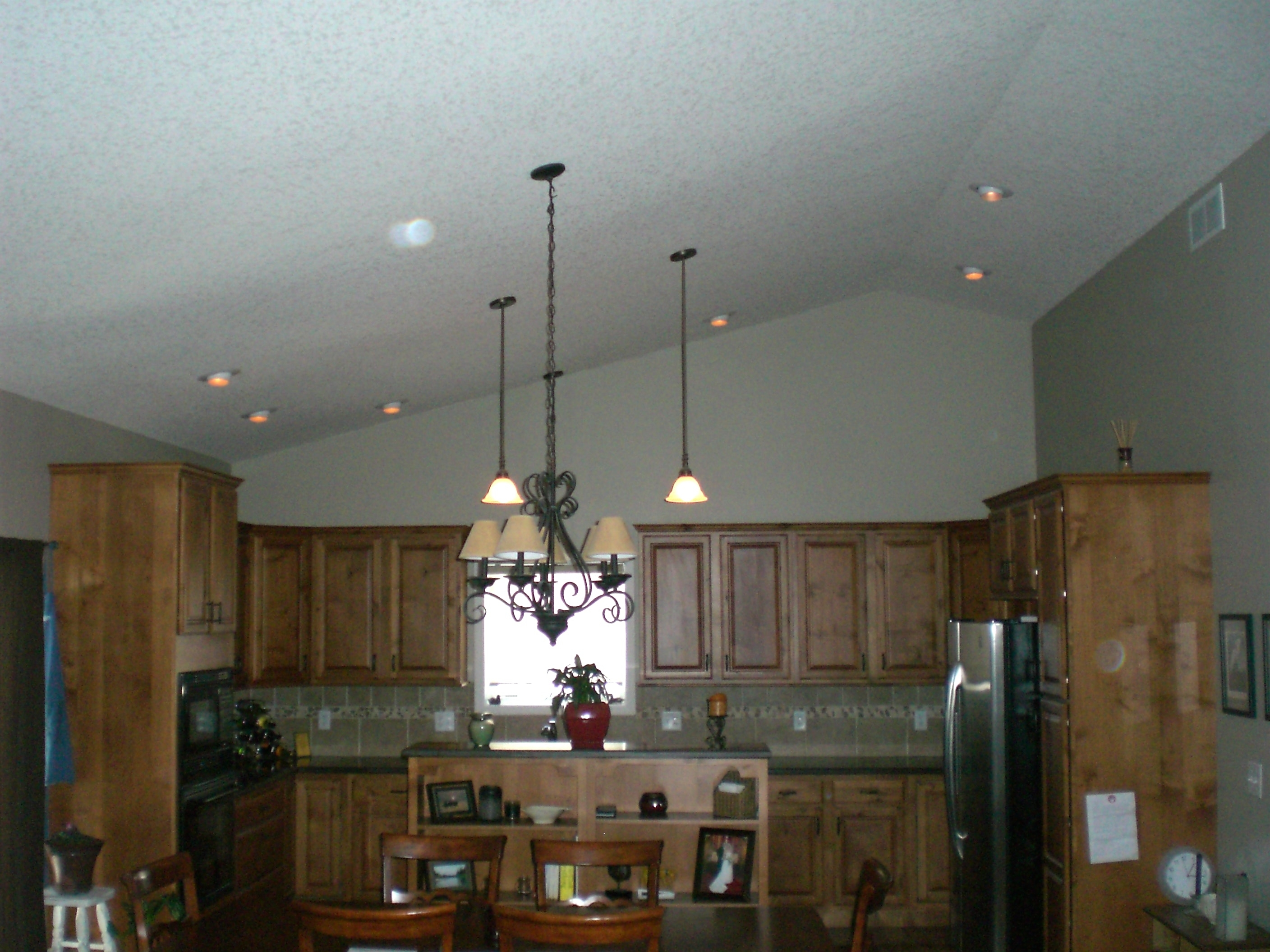 Recessed Lighting Vaulted Ceiling