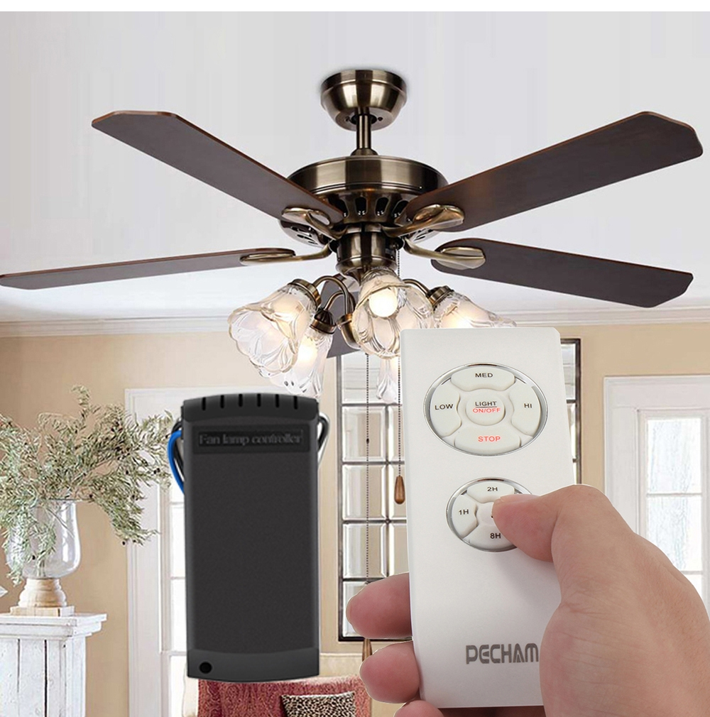 Remote Control For Ceiling Fan And Light