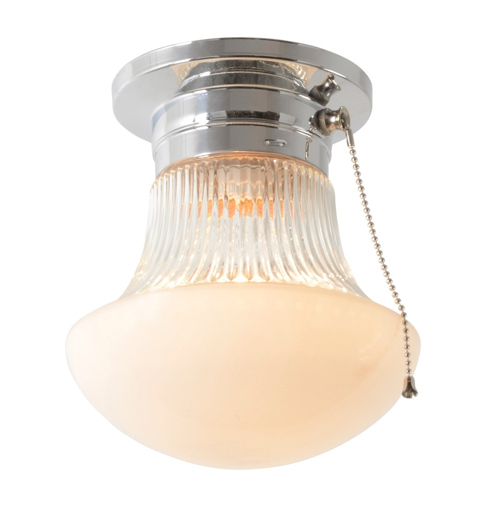 Small Ceiling Light Fixtures With Pull Chain