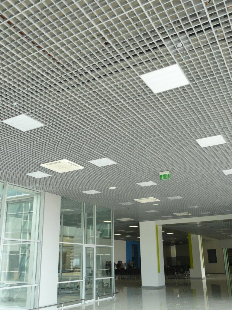 Stainless Steel Ceiling Tiles 12×12