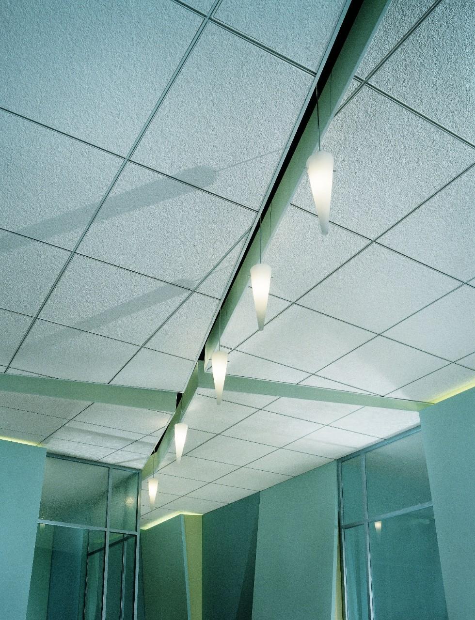 Usg Black Acoustical Ceiling Tile