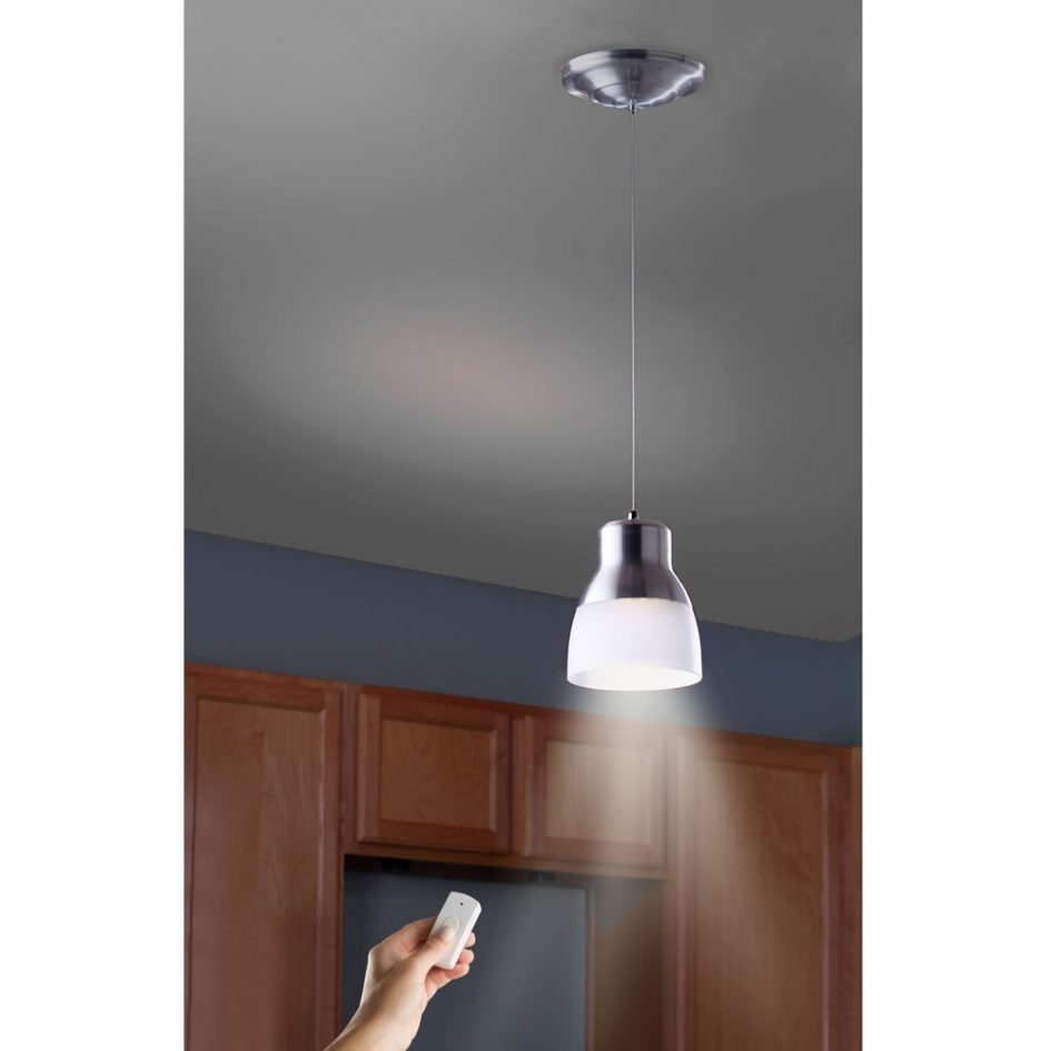 Permalink to Battery Powered Ceiling Light With Switch