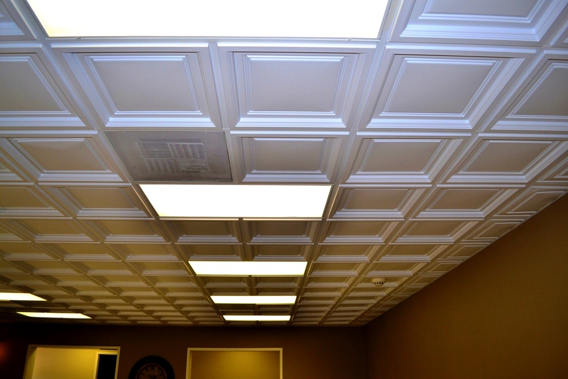 Permalink to Coffered Ceiling Tiles 2×4