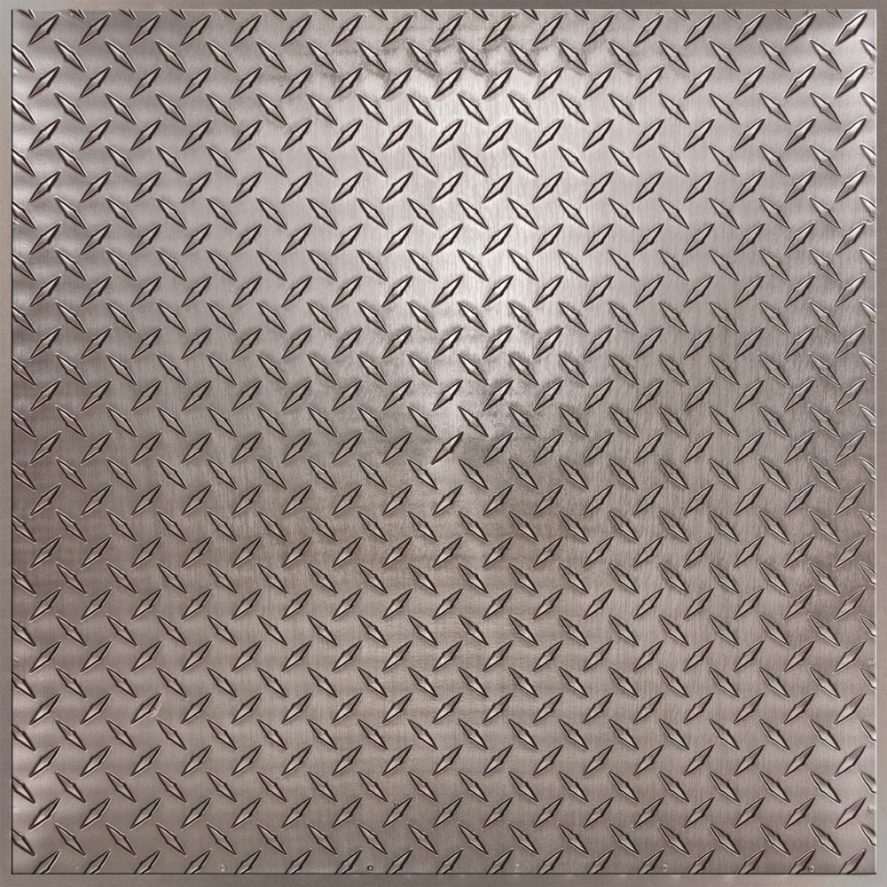 Permalink to Faux Diamond Plate Ceiling Tiles