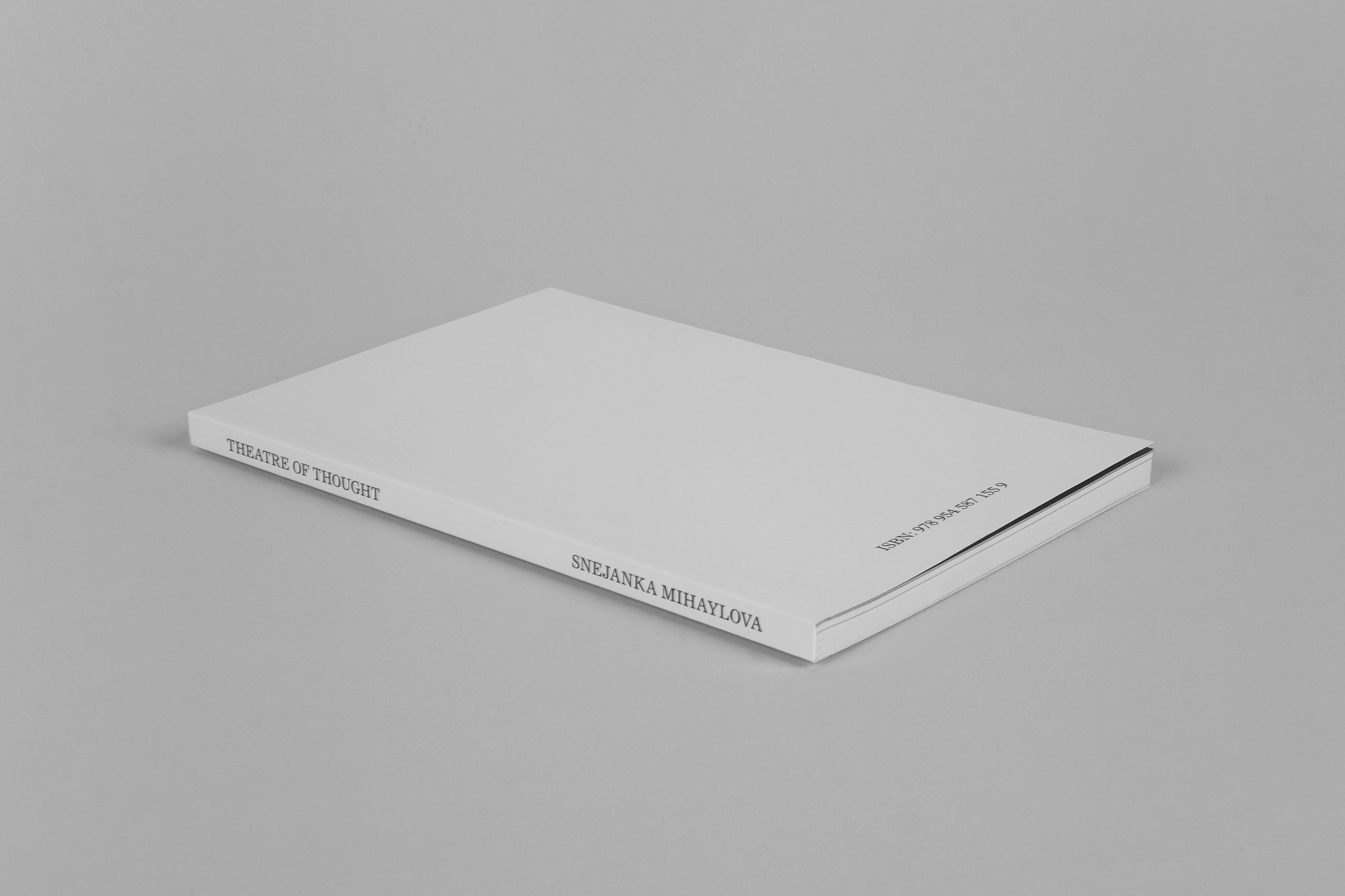 Theatre of thought book