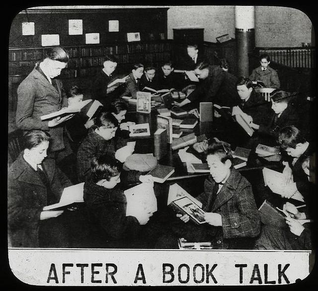 Booktalk