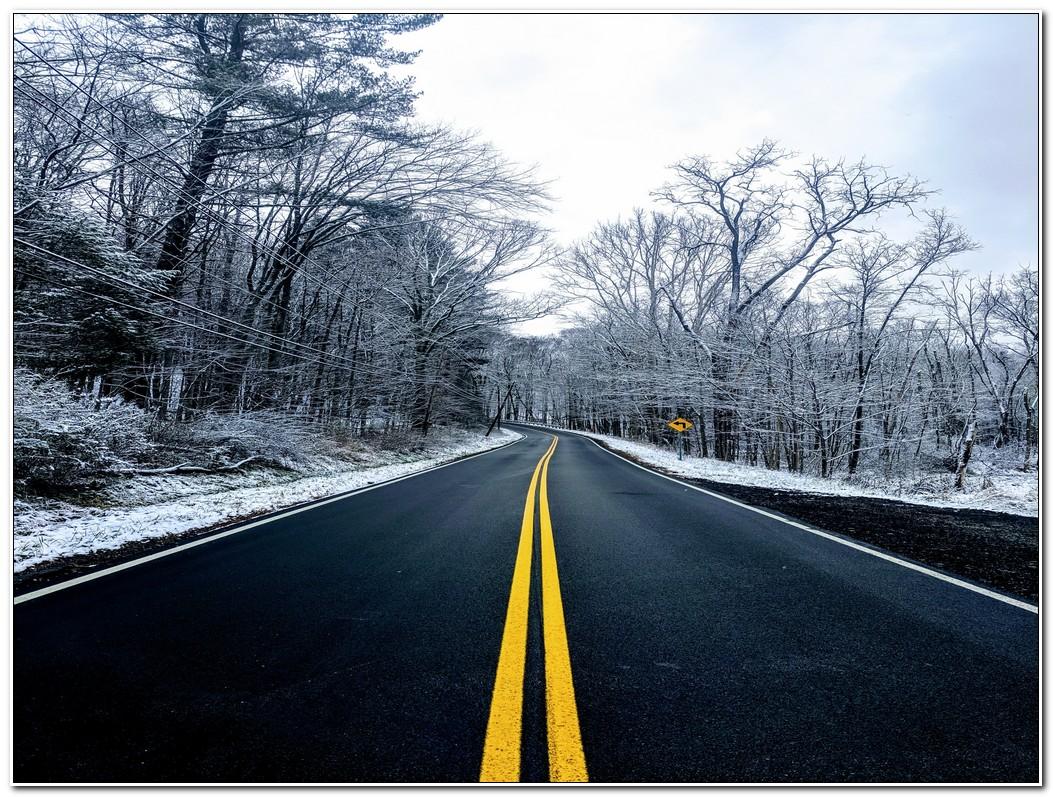 Asphalt Road Photo Resize