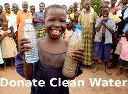 Linux Tutorial - Donate Clean Water