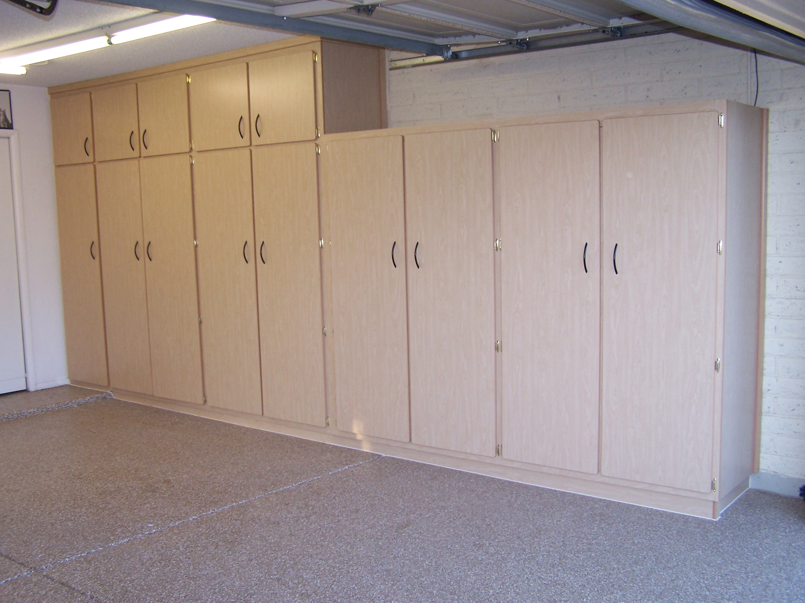 Garage Storage Cabinet With Doors