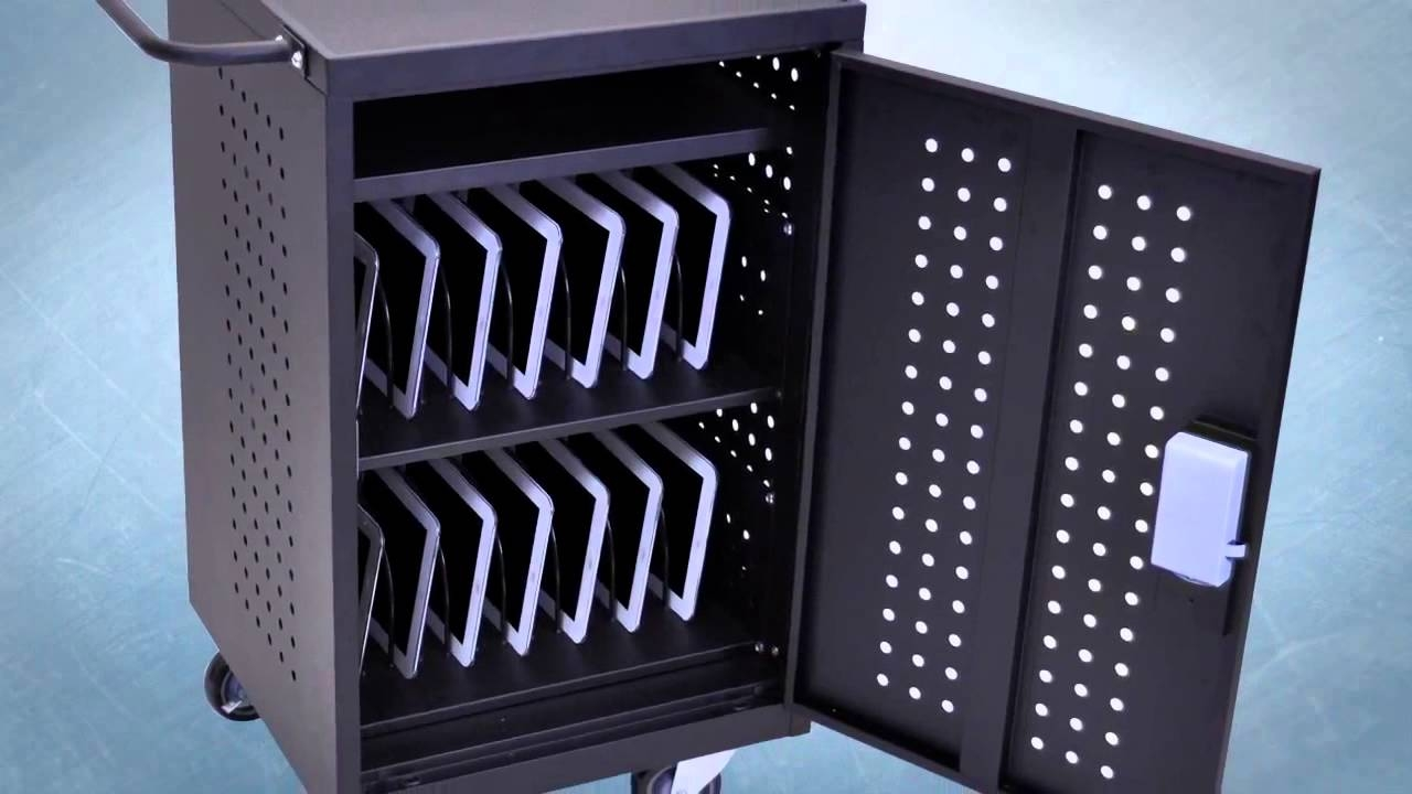 Laptop Computer Storage Cabinets