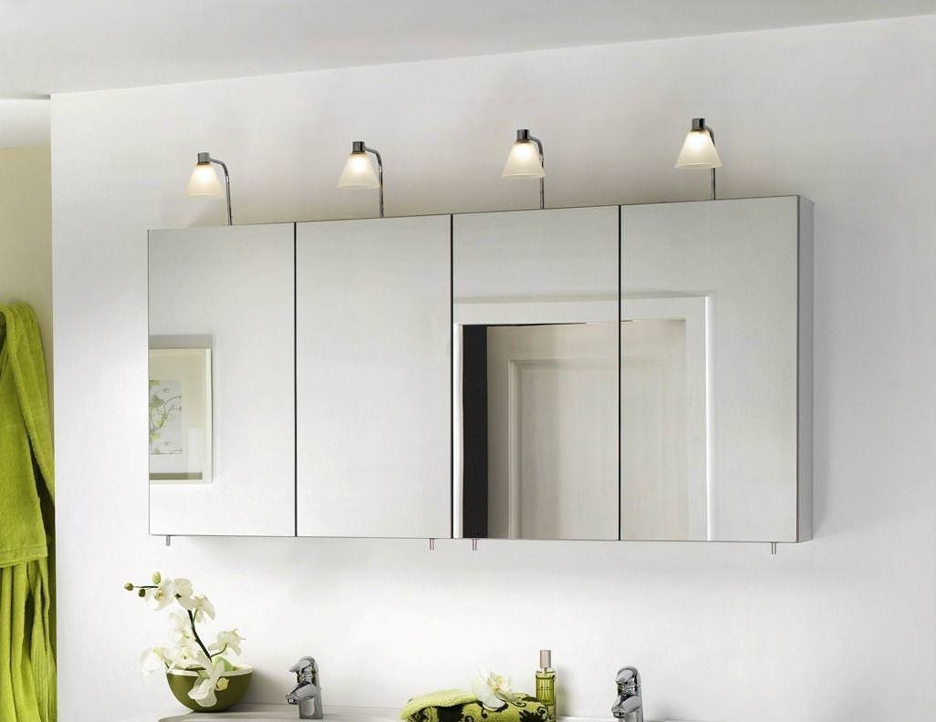 Large Bathroom Wall Storage Cabinets