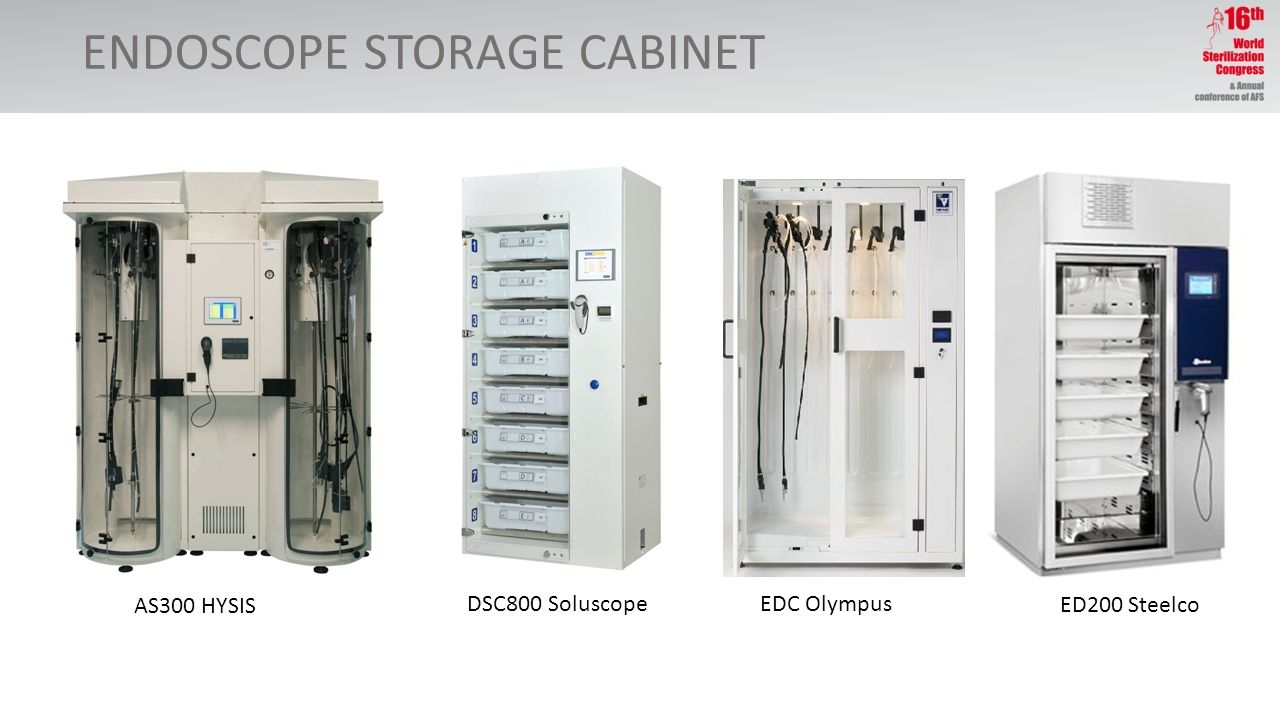 Olympus Endoscope Storage Cabinets