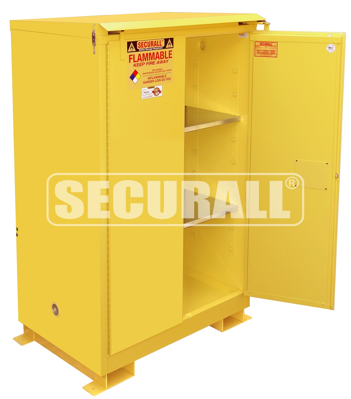 Outdoor Flammable Storage Cabinets