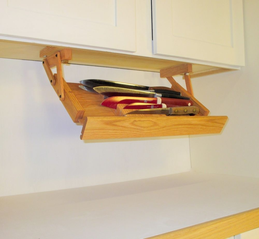 Permalink to Under Cabinet Unit Kitchen Storage Rack