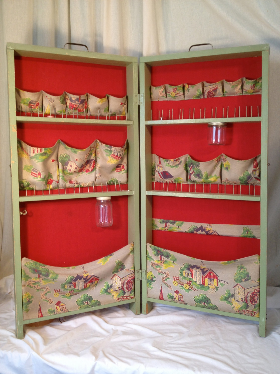 Permalink to Vintage Sewing Storage Cabinets