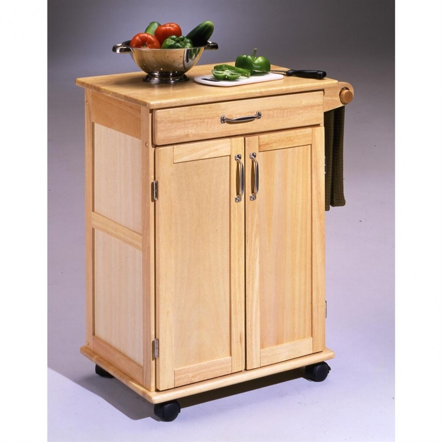 Wooden Storage Cabinets On Wheels