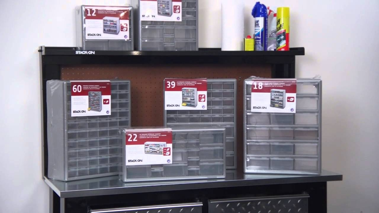 Stack On Plastic Storage Cabinets