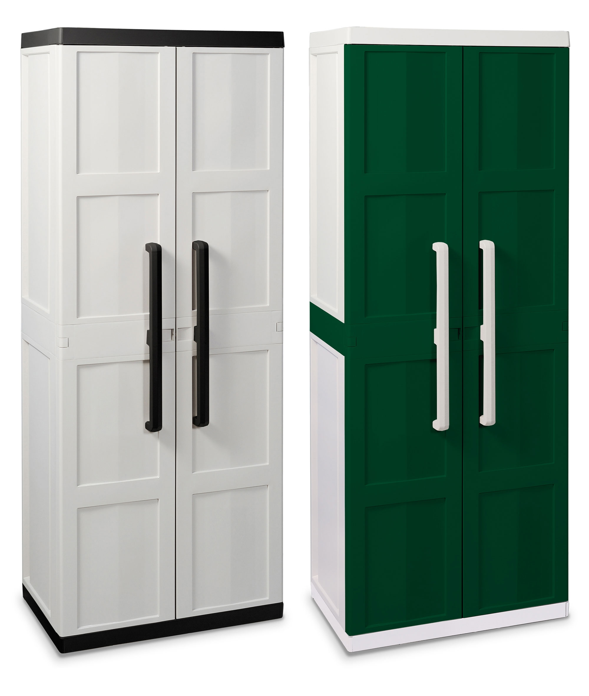 Tall Plastic Storage Cabinet With Doors