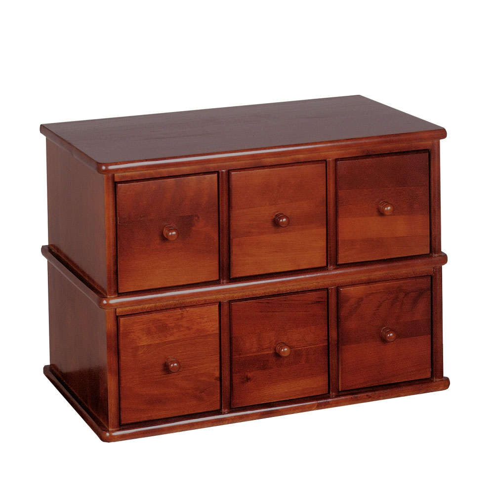 Apothecary Style Storage Cabinet Collection