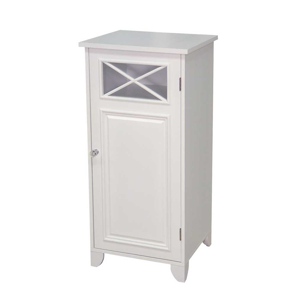 Bath Storage Cabinets White