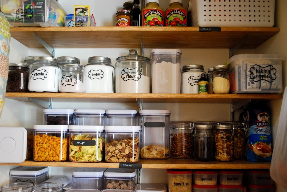 Cabinet Food Storage Containers