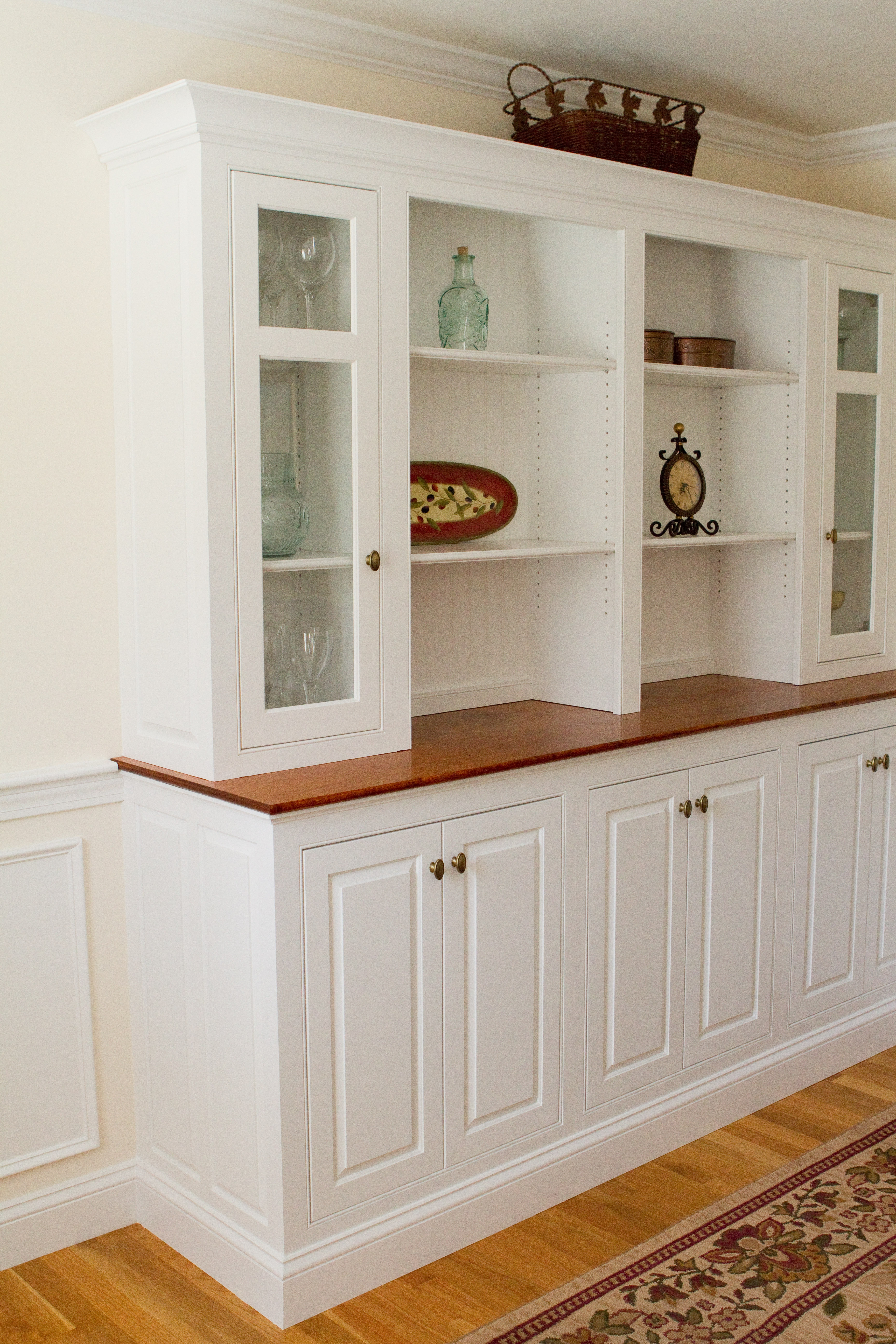 Dining Room Storage Cabinets Ideas