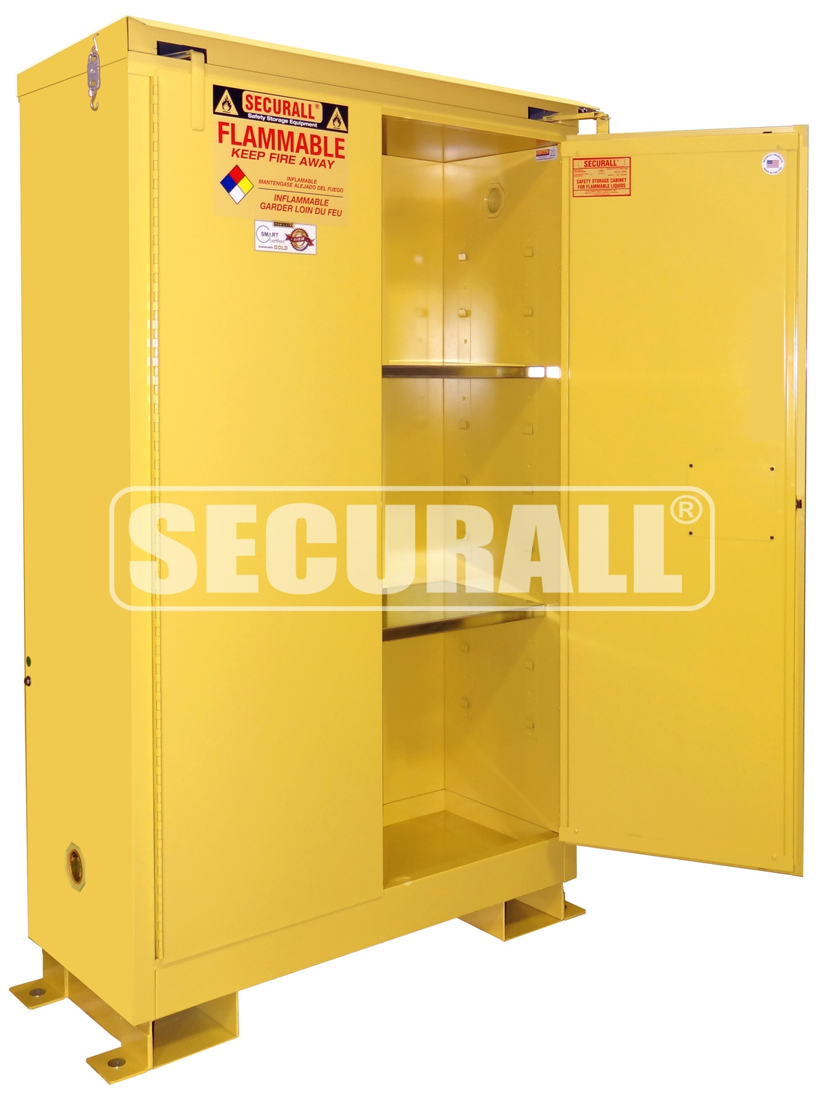 Flammable Storage Cabinet Outdoors