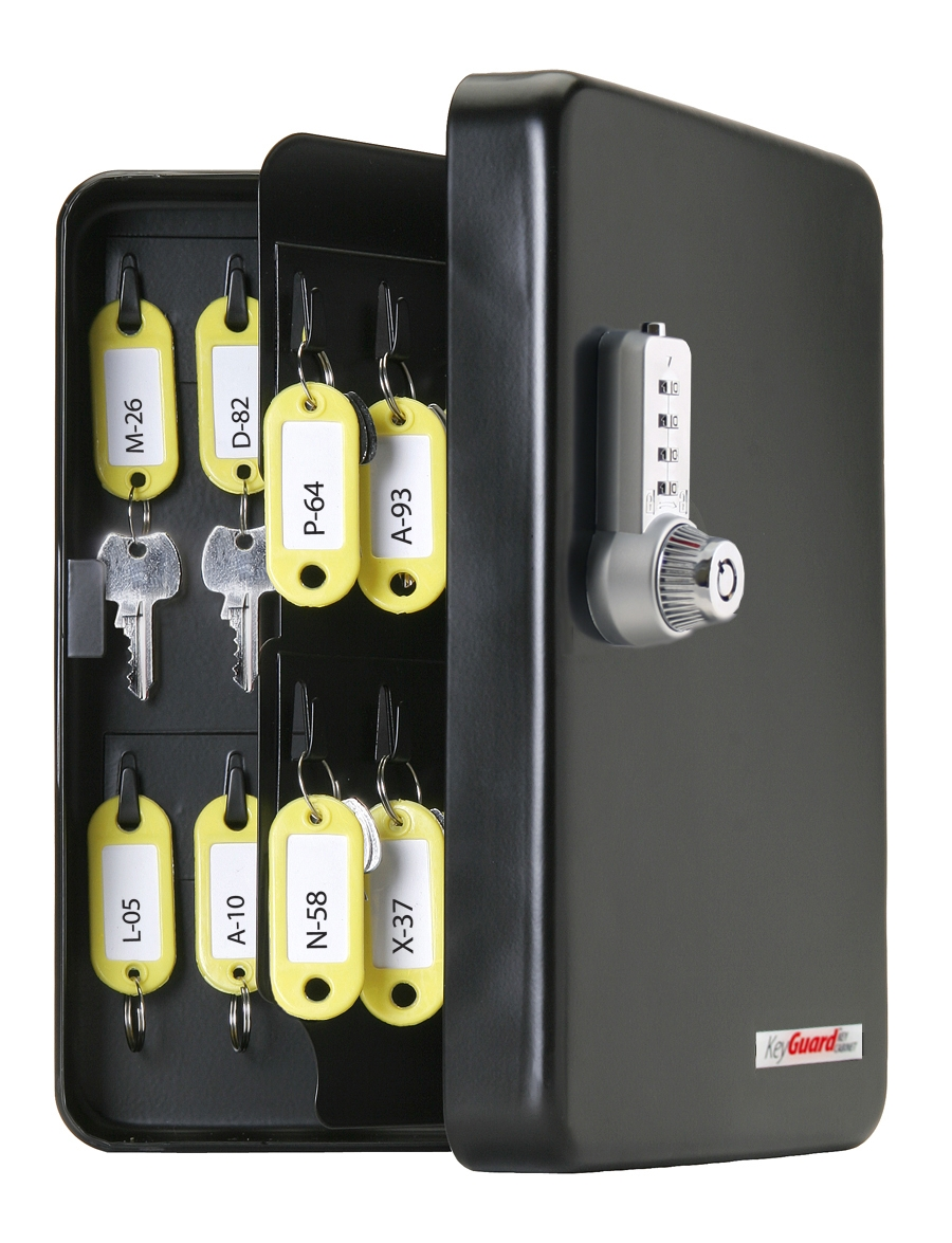 Key Storage Cabinet Combination Lock