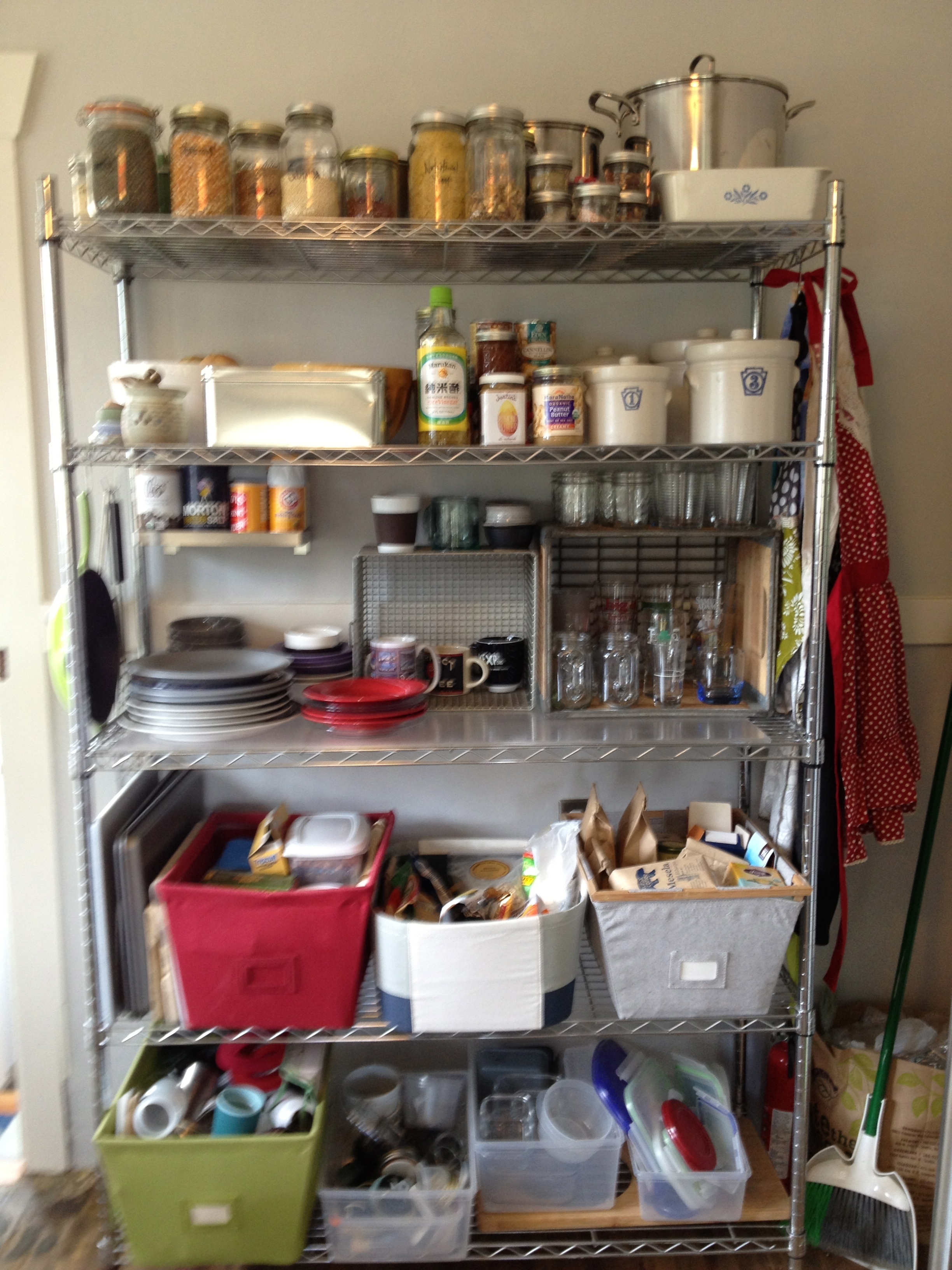 Kitchen Cabinet Wire Storage Racks