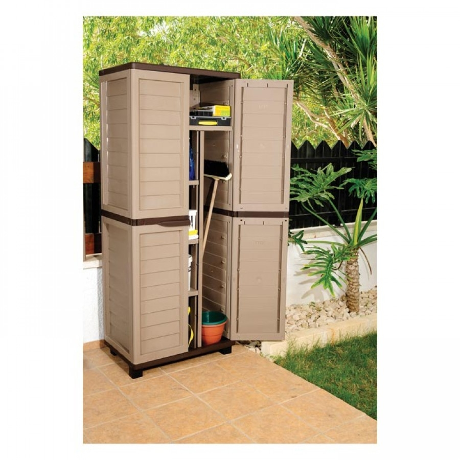 Outdoor Rubber Storage Cabinets