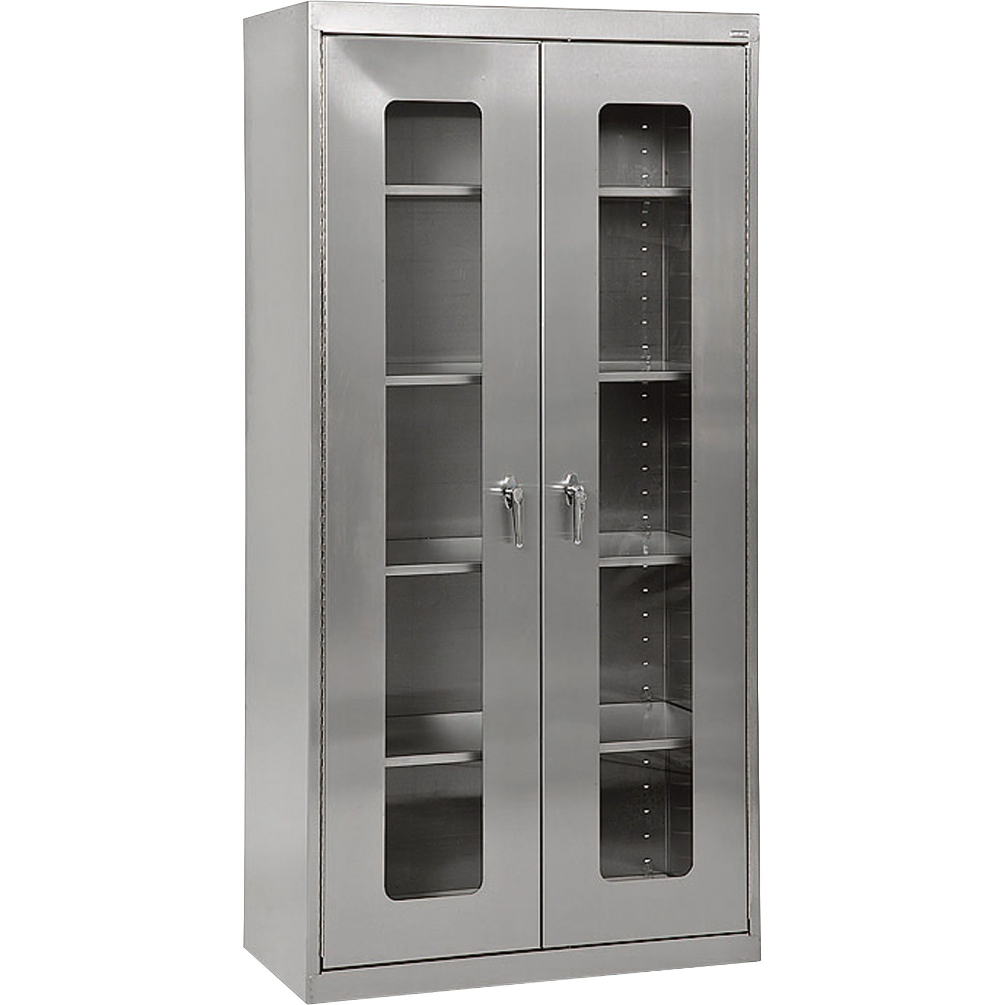 Prosource 42 Locking Steel Storage Cabinet