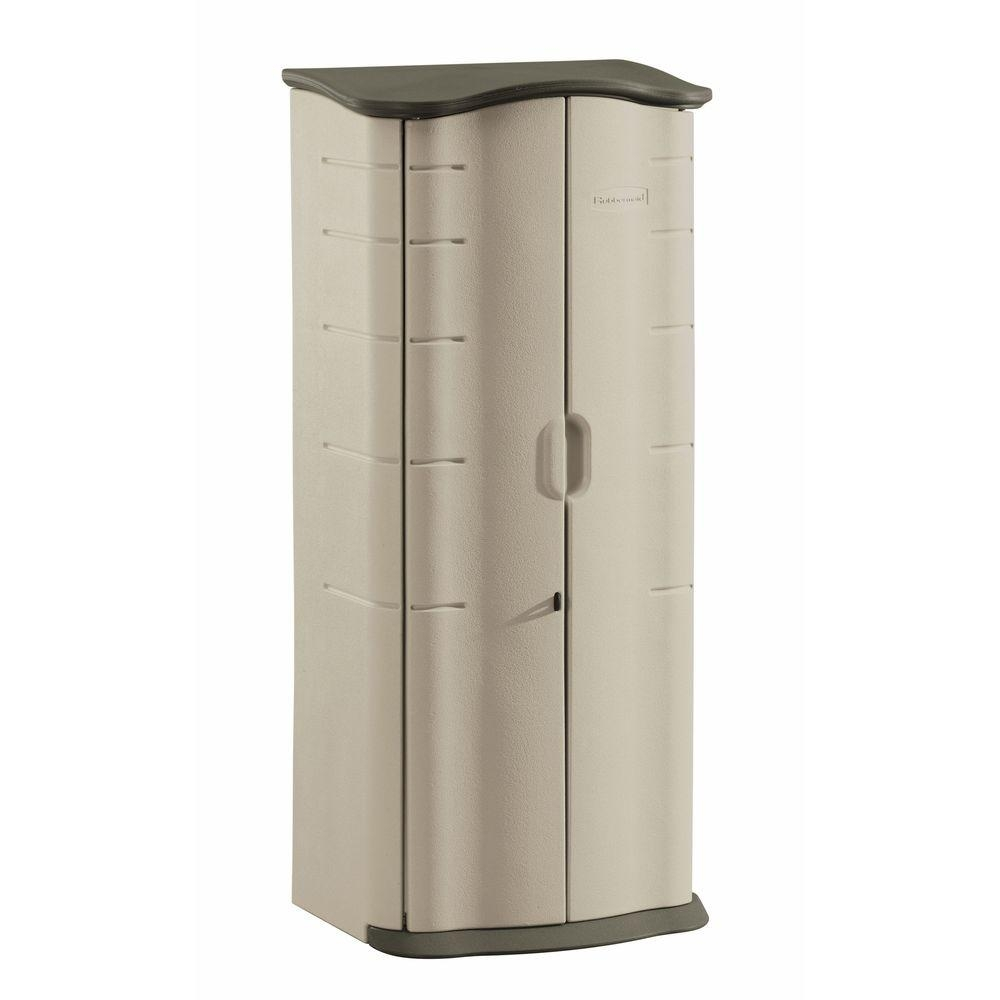 Rubbermaid Upright Storage Cabinet
